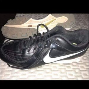 Plastic women's Nike cleats
